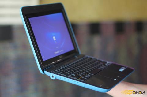 Thiết kế của một chiếc netbook...