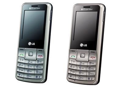 Điện thoại LG V-B2 và B1