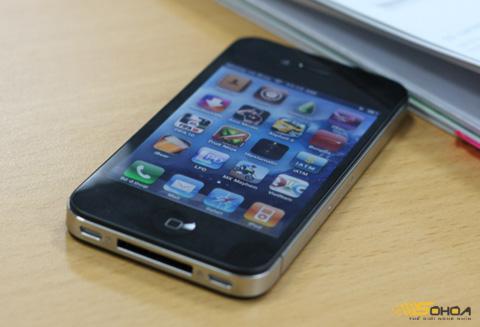 iPhone 4 là một trong những dòng di động lâu bị mở khóa nhất. Ảnh: Quốc Huy.