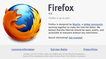 Firefox 4 sẽ được công bố chính thức tối 22/3.