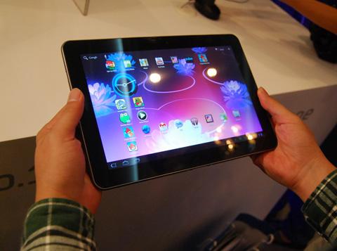 Phiên bản Galaxy Tab 10.1.