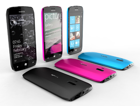 Nokia Windows Phone sẽ có mặt cuối năm nay hoặc đầu năm sau.