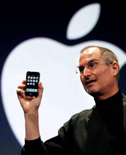 Apple bước chân vào thị trường smartphone từ năm 2007. Ảnh: Socialmedianews.