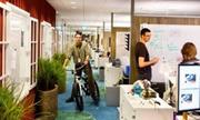 Những góc sáng tạo tại văn phòng Google và Yahoo