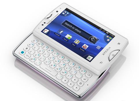 Phiên bản Mini Pro 2011.