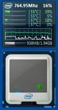 Intel Turbo Boost được kích hoạt mượt mà trên máy