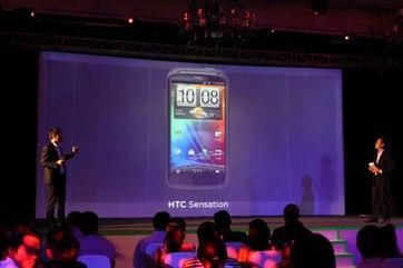 Với chip xử lý lõi kép, màn hình rộng, Sensation được kỳ vọng là model tạo ra sự cạnh tranh trên phân khúc cao cấp năm nay của HTC.