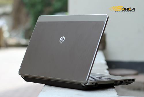 HP ProBook 4430s. Ảnh: Tuấn Hưng.