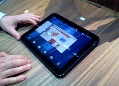 Những nhược điểm của TouchPad và webOS giống hệ điều hành Mac OS cách đây một thập kỷ.
