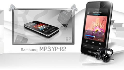 Máy nghe nhạc Samsung YP-R2.
