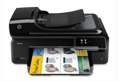 Officejet Pro 8500A e-All-in-One Series