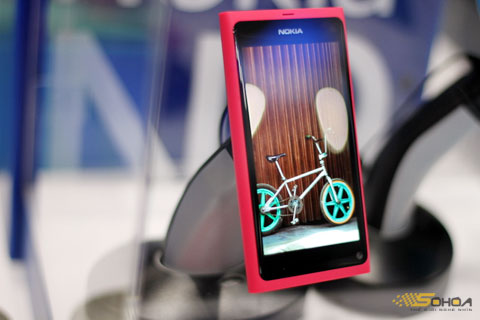 Ý tưởng về thiết kế N9 xuất phát từ 2 năm trước. Ảnh: Quốc Huy.
