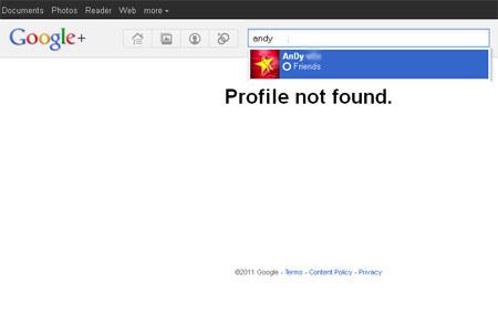 Rất nhiều tài khoản Google+ tại VN không thể truy cập.