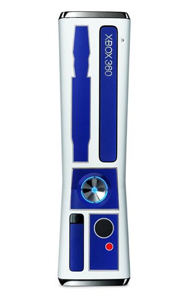 Máy game Xbox 360 Slim 320 GB nằm trong bộ sản phẩm này.