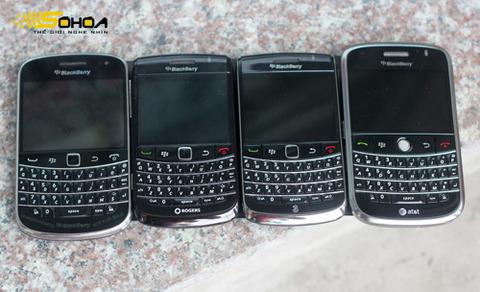 blackberry rim 9780 bold