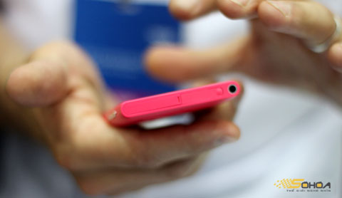 N9 với thiết kế mới sẽ có hàng vào cuối tháng 9 hoặc đầu tháng 10. Ảnh: Quốc Huy.