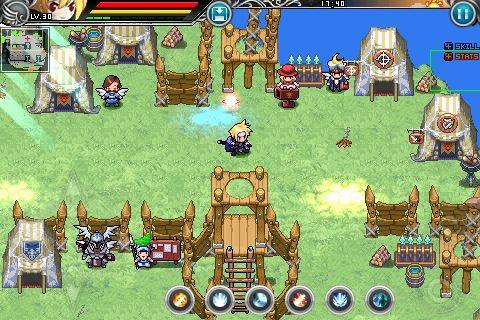 Zenonia 3: The Midgard Story là game dành cho những người yêu thích thể loại nhập vai RPG. Ảnh: Androidrise.
