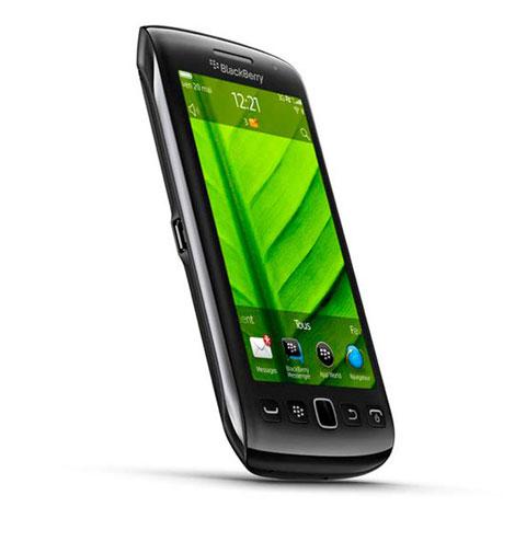 BlackBerry Torch 9850 là phiên bản nối tiếp dòng Storm.