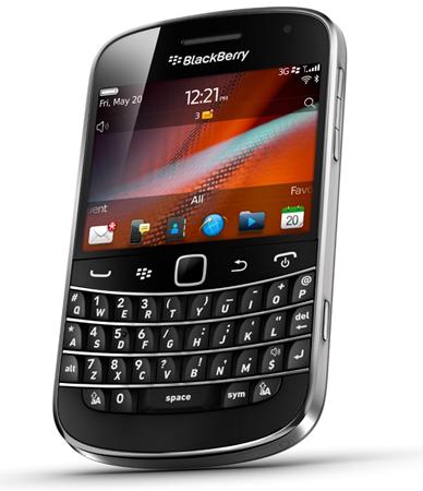 Bold 9900 từng được giới thiệu trước đó.