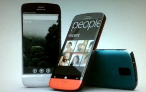 Hình ảnh mới nhất về Windows Phone của Nokia.