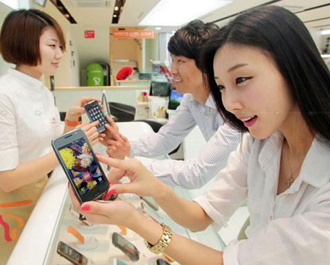11 mẫu di động mới của Samsung sẽ có nửa cuối năm nay.