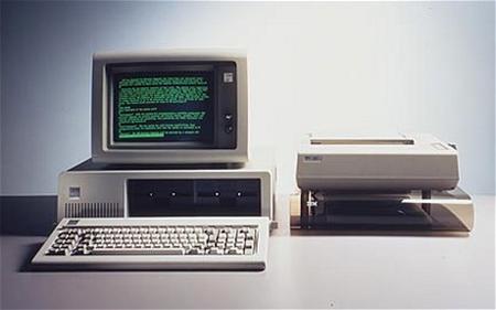 IBM PC ra đời cách đây tròn 30 năm.