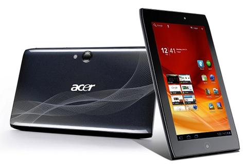 Acer Iconia Tab A100.