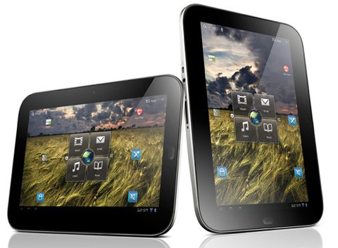 Lenovo IdeaPad Tablet K1.