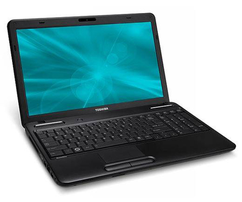 Toshiba Satellite C665.