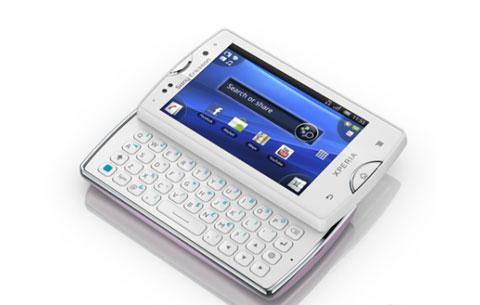 Mini Pro với bàn phím trượt.