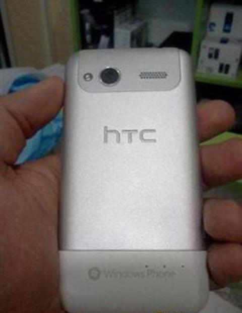 Thiết bị mới của HTC được trang bị máy ảnh 8 megapixel.