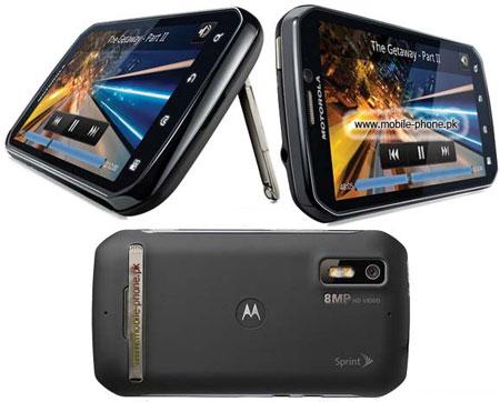 Motorola Photon 4G.