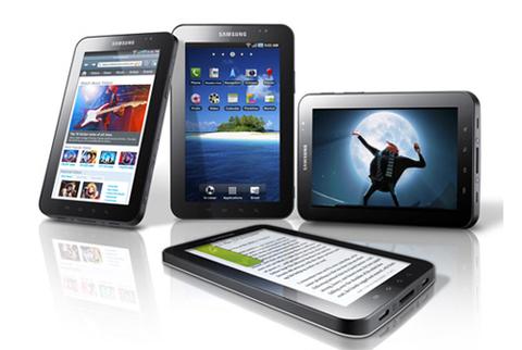 Samsung Galaxy Tab P1010.