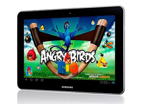 Siêu phẩm công nghệ Samsung Galaxy Tab 10.1 với màn hình rộng 10.1 inch