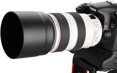 Canon EF 70-300mm f/4-5.6L IS USM.