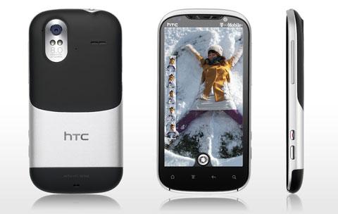 Amaze 4G với màn hình 4,3 inch.