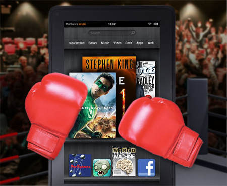 Kindle Fire phản ánh xu hướng phần cứng phải đi đôi với dịch vụ trong ngành công nghệ.