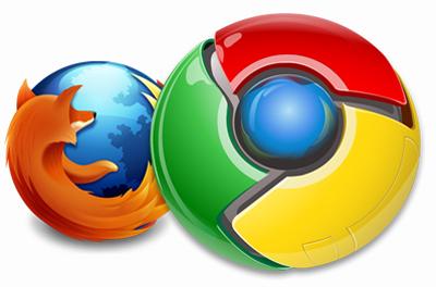 Với tốc độ tăng trưởng nhanh, Chrome có thể vượt Firefox ngay cuối năm nay.