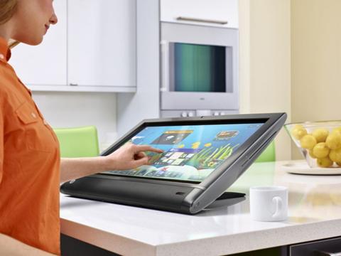 HP TouchSmart 610.