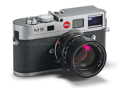 Leica M9 sẽ cải tiến tốc độ format thẻ SD trên Leica M9. Ảnh: Dpreview.