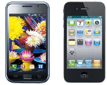 Cuộc chiến bản quyền giữa Samsung và Apple vẫn chưa đi đến hồi kết. Ảnh: