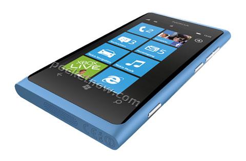 Nokia 800 có thể vẫn sử dụng vỏ nhựa...