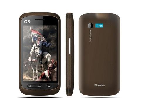 Libra là smartphone gia nhập thị trường Việt Nam của ZTE.