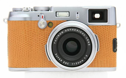 Fujifilm X100 Limited Edition.