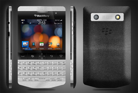 BlackBerry Knight 9980.