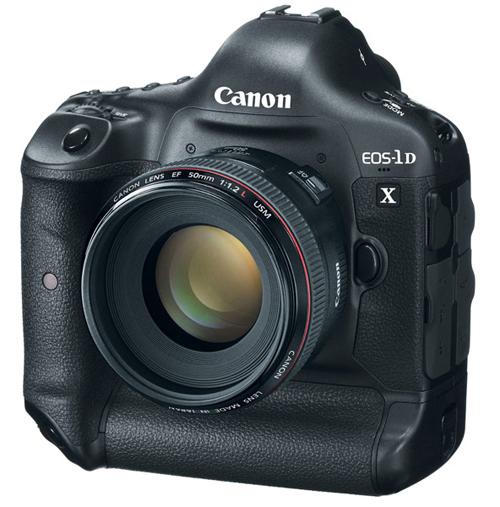 Canon EOS-1D X.