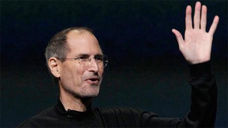 Steve Jobs. Ảnh: AP.