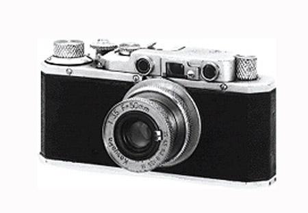 chiếc máy ảnh Rangefinder đầu tiên của Nhật Bản