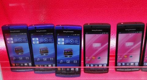 Sony đã giành quyền kiểm soát hoàn toàn Sony Ericsson. Ảnh: Reuters.