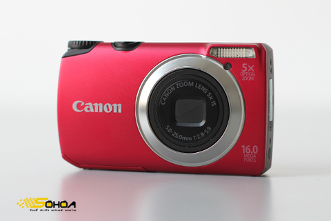 Canon Powershot A3300 IS.